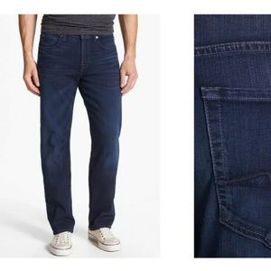 7FAMK Carsen Mens 33 x 30 Jeans Luxe Performance